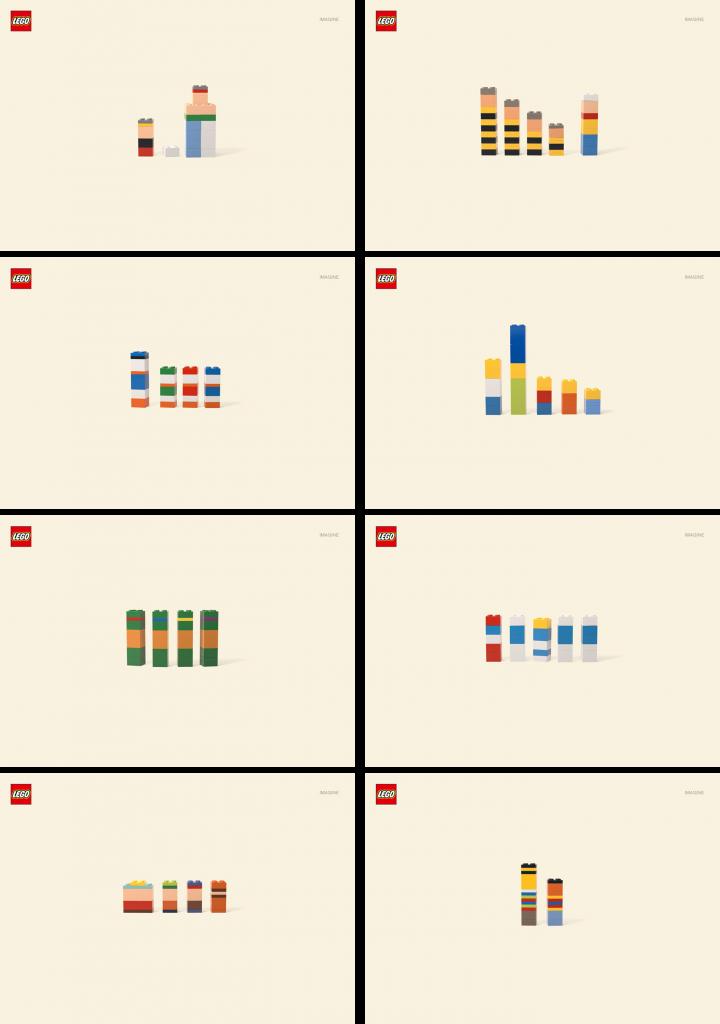 Lego ad Jung von Matt agency