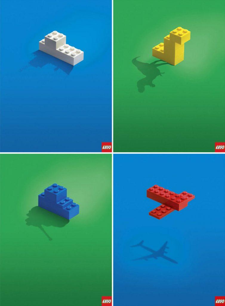 LEGO ads Blattner Brunner