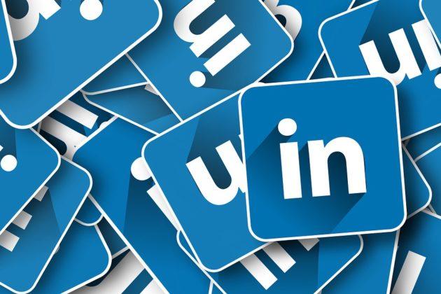 Building the company's image on LinkedIn