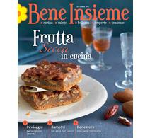 magazine cover of Bene Insieme