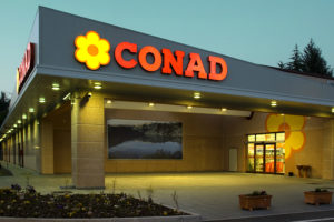 6 things that you can learn from the Italian Conad supermarkets