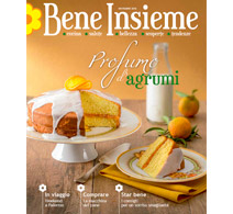 magazine cover of Bene Insieme