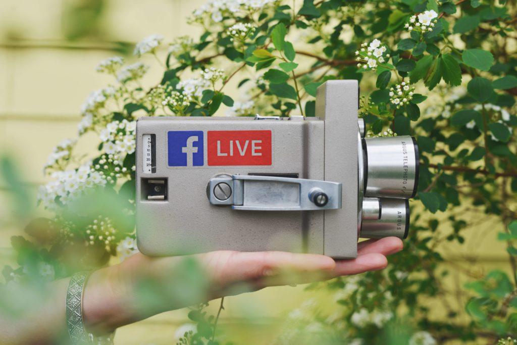 Social Media old camera