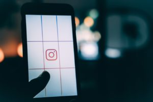 Instagram Stories – linking company profiles