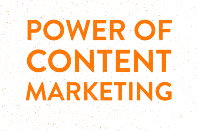 Power of Content Marketing Awards 2019