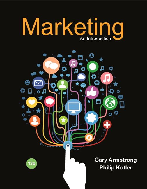 bookcover of marketing an introdution